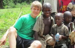 Jake in Uganda